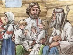 як слов'яни синів виховували