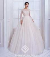 весільне плаття: феєрія фарб