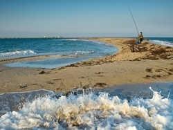 крим стане півостровом зниклих пляжів
