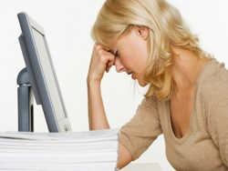стрес заважає жінці завагітніти