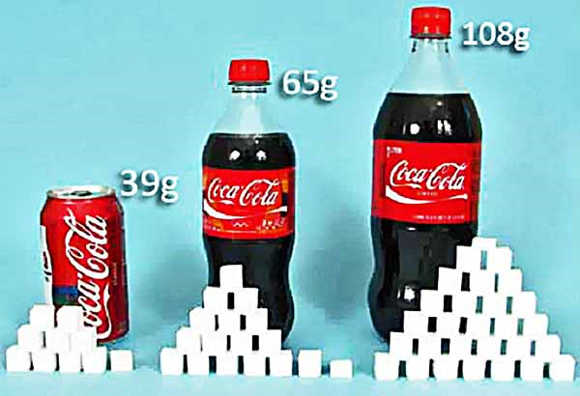 coca cola потрапила. і не раз