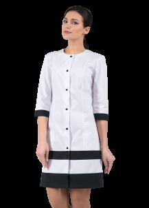 Жіночі медичні халати найкраще замовляти в інтернет-магазині ТМ MedicalService