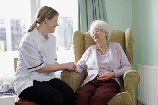 Приватні пансіонати для людей похилого віку