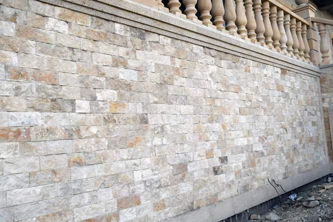 """Доломіт облицювальний для обробки будинку каменем за доступною ціною від """"FasadStone"""""""