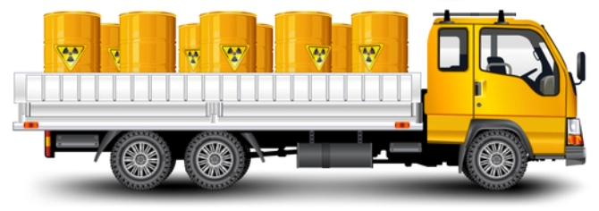 Небезпечні вантажі