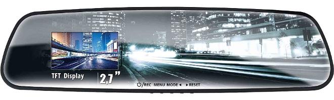 Зовнішній вигляд TrendVision TV-103 GPS
