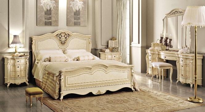 Італьянські меблі для спальні
