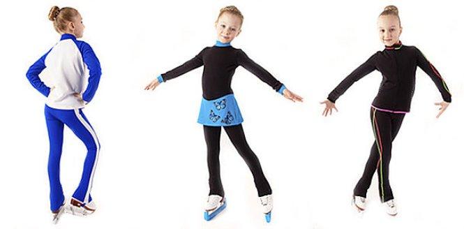 Все для фігурного катання можна купити в інтернет-магазині «ПроСкейтинг»