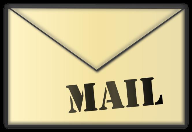 Вибираємо поштову скриньку
