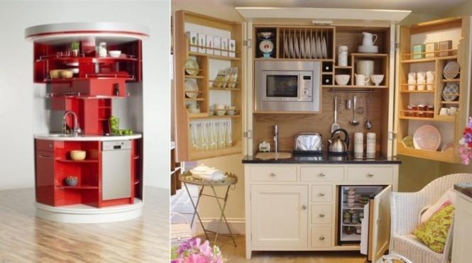 Які меблі вибрати для маленької квартири