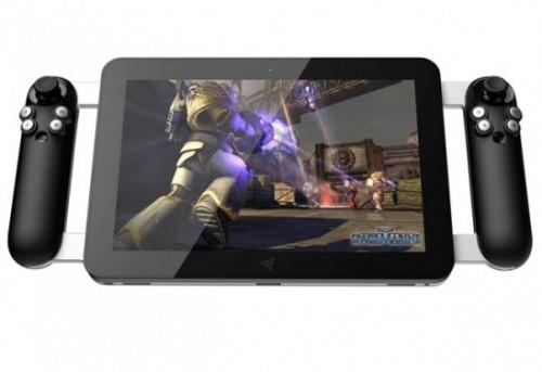 Razer Project Fiona - игровой планшет будущего