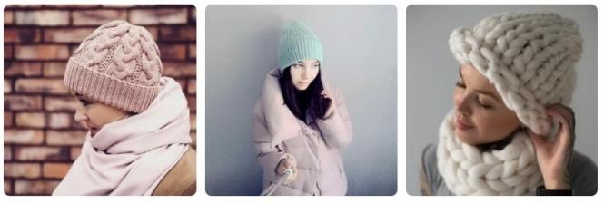 Где купить вязаную шапку?